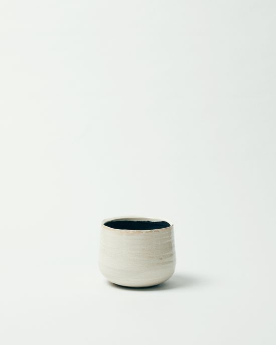 Como Ivory Indoor Planter