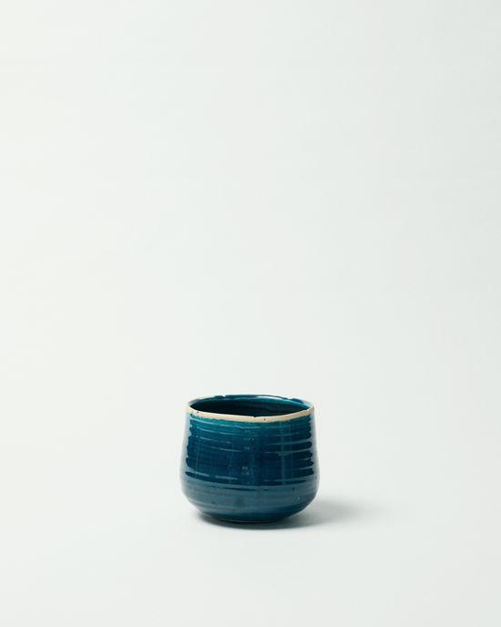 Como Turquoise Planter