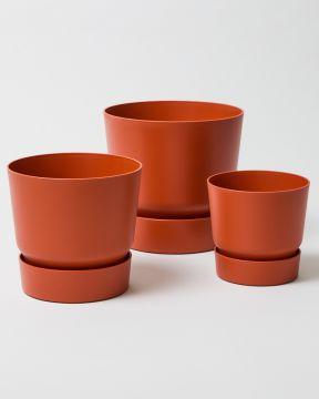 Elho Orange Group 0148