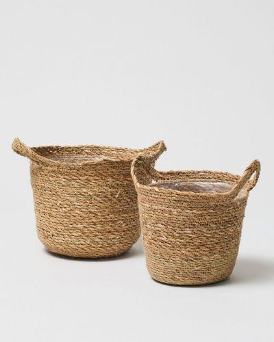 Otto Natural plant pot