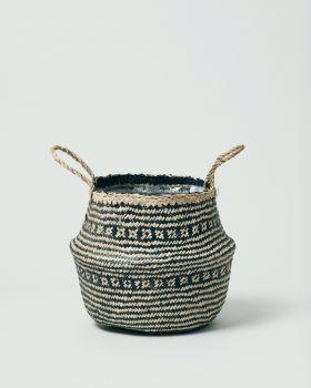 Seagrass Tribal Black XL 0272